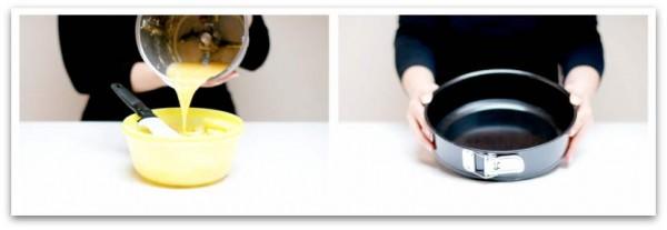 Una vez escurrido el exceso de aceite, mezcla las patatas con huevo y sal