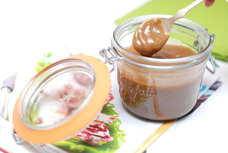 Salsa toffee en thermomix